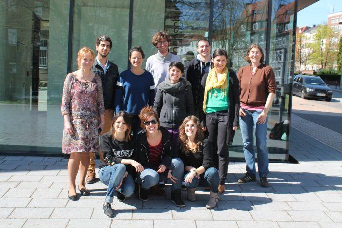 Erasmus Gäste Sommersemester 2014