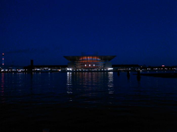 Die Oper vom anderen Ufer - Erasmus in Kopenhagen