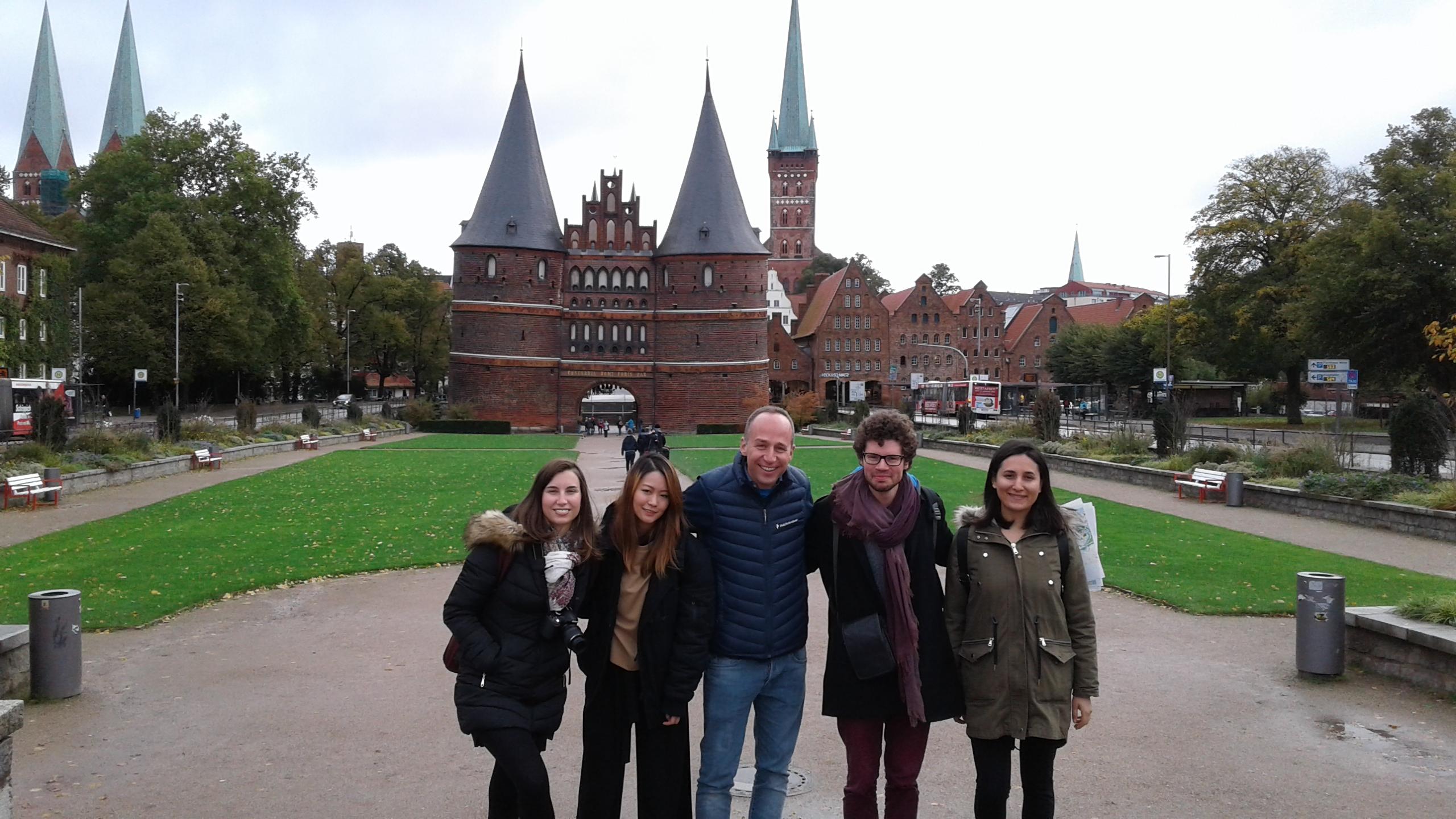 Ausflug Lübeck 6.10.2017