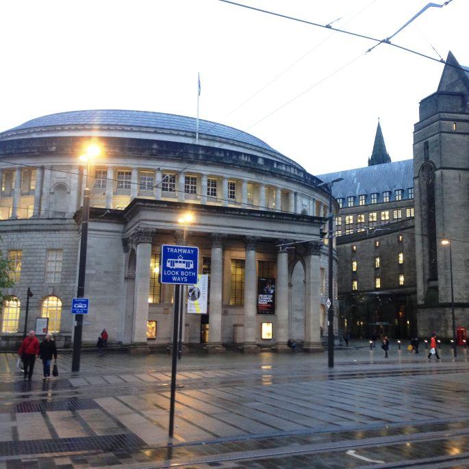 Central Library von außen
